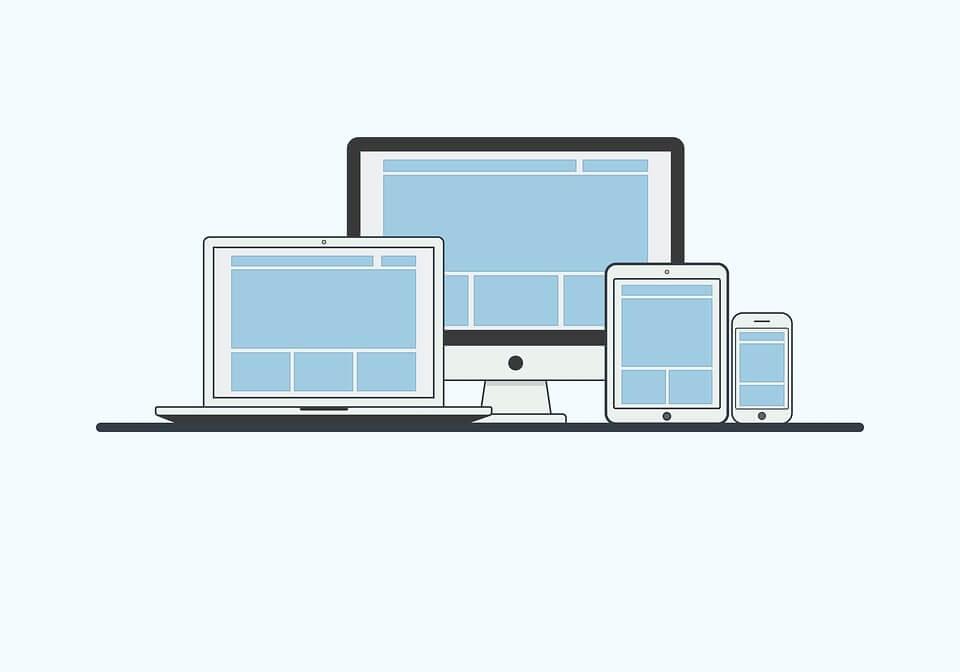 Computador, tablet e celular